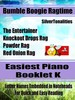 Thumbnail Bumble Boogie Ragtime for Easiest Piano Booklet K