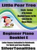 Thumbnail Little Pear Tree Beginner Piano Series Booklet E